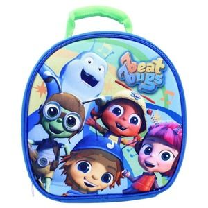 Beat Bugs 3D Thermal Lunch Bag w/ Hands Free Clip